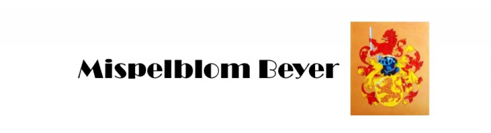 Mispelblom Beyer